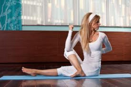 Yoga Is The Best Cure For A Tai Chi Knee