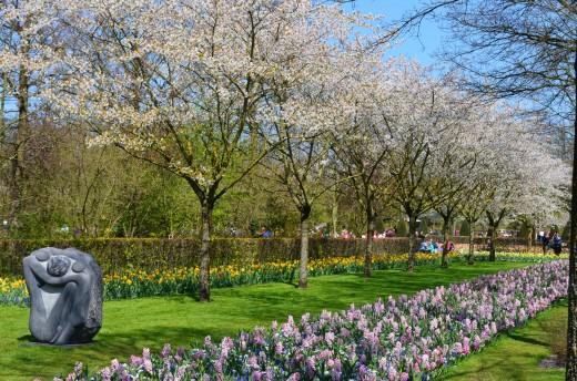Keukenhof Gardens from Tony DeLorger