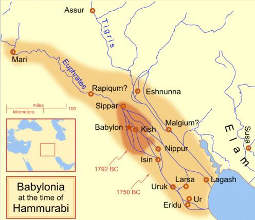 The Babylonian Empire