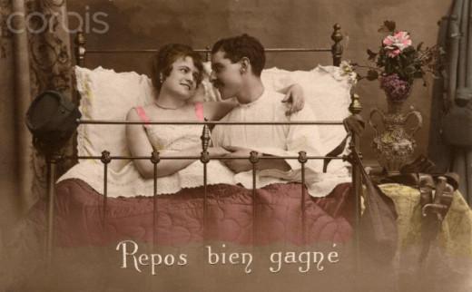 Vintage, edited in-love