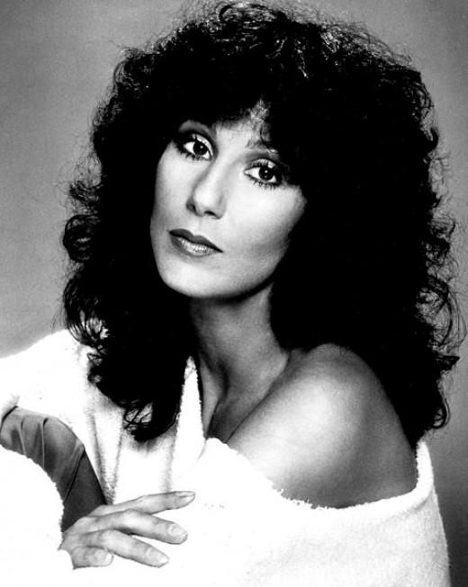 English: Original publicity photo of Cher.