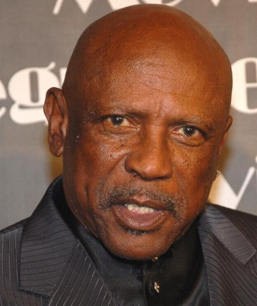 Actor Louis Gossett, Jr. at the 16th Annual MovieGuide Faith and Values Awards Gala