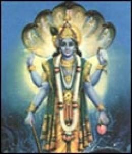 Lord Mahavishnu