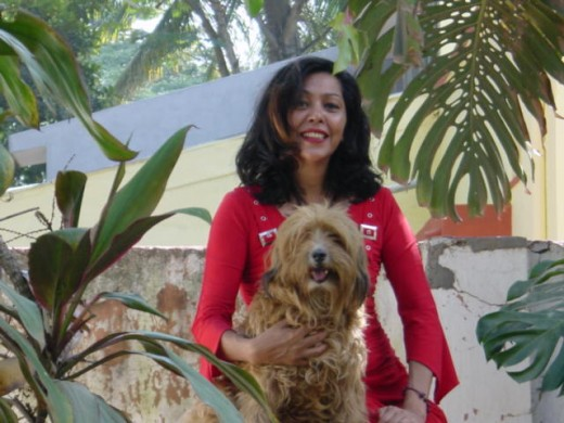 A Dog or Two Will Help Keep Women Living Alone in India Safe