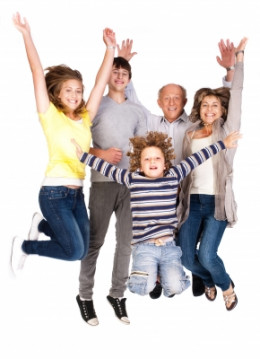 We all love to get excited. It helps us look forward to the positive events of our lives.