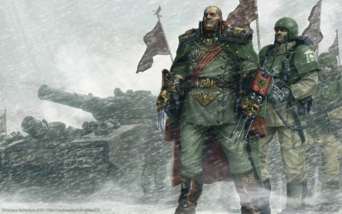 7th Edition Warhammer 40k Rules