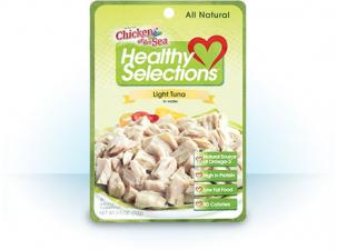 Healthy Selections Chunk Light Tuna from Chicken of the Sea
