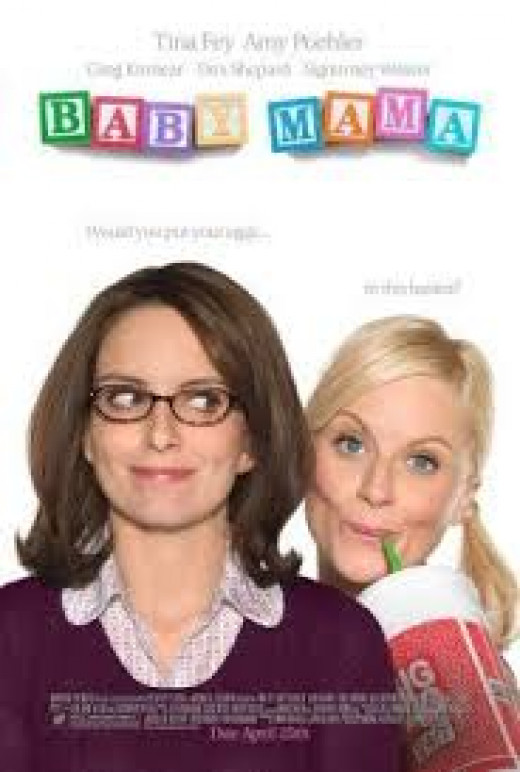 "The hilarious antics of the surrogate mom in the movie ""Baby Mama"" is a far cry from the realities of carrying the baby of a couple struggling with fertility issues."