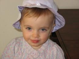 """""""In my Easter bonnet...."""""""