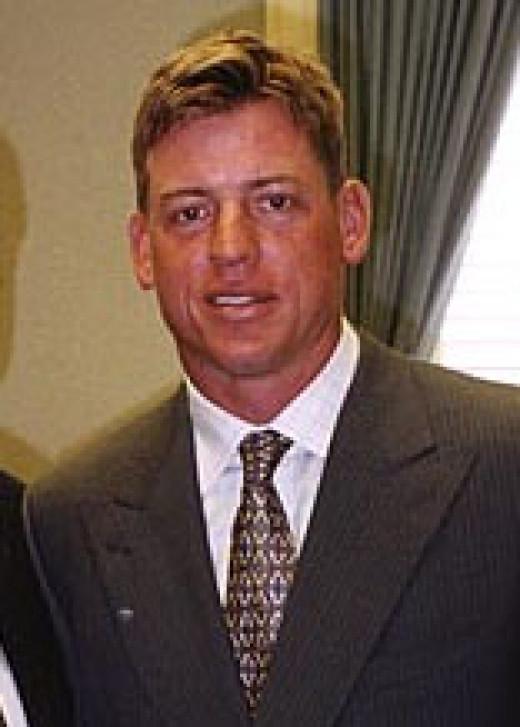 Cowboys legend Troy Aikman
