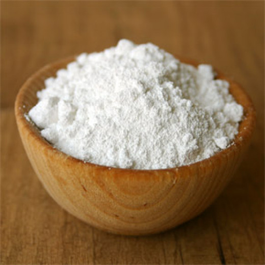 Baking soda is a miracle ingredient when going natural !
