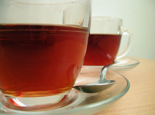 Don't head for the coffee first thing in the morning. Try tea to increase your productivity.
