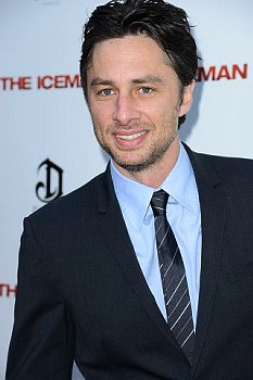 Zach  Braff, of Scrubs