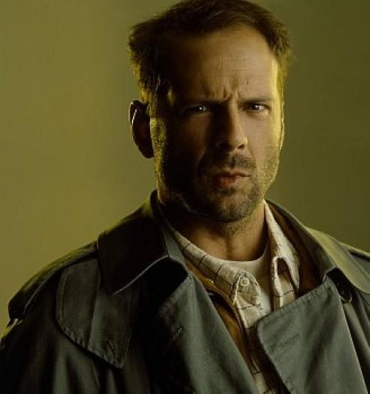 Bruce Willis, of Die Hard movie fame