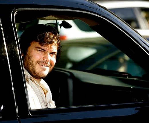 Jack Black, School of Rock and Shallow Hal