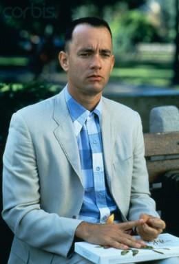 Tom Hanks, Castaway, Forrest Gump, Busom Buddies, Splash