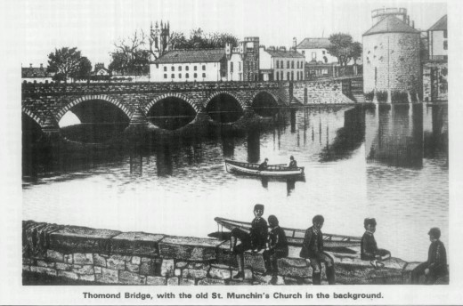 History of Limerick City