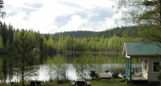 The Spring Sauna at Mairela