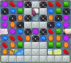 Candy Crush Level 91 - Blockers, Blockers Everywhere!