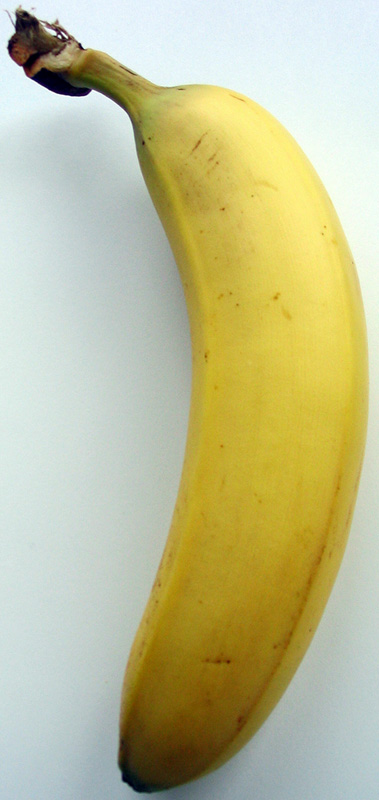 Banana with its known Forms
