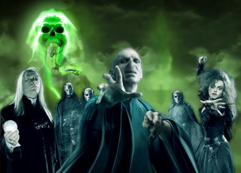The death eaters images