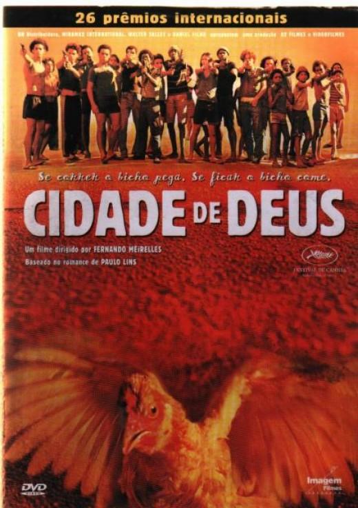 Cidade de Deus movie poster.