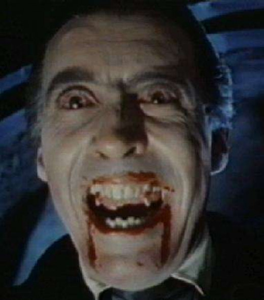 The iconic count Dracula
