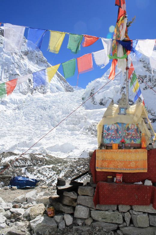 Khumbu Glacier Active Adventure s Tour
