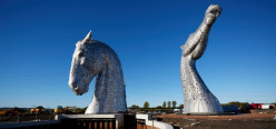 Scotland's Monumental Sculptures: The Kelpies