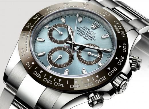 Rolex - Platinum Rolex Daytona Basel
