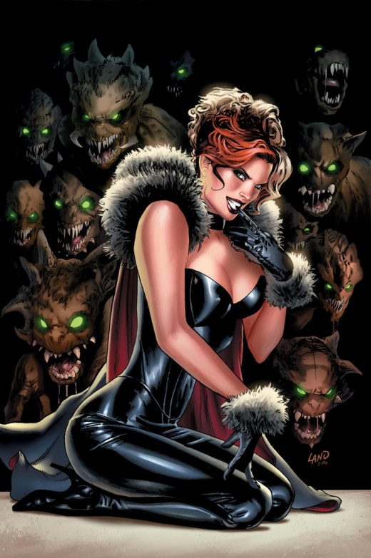 Madelyne Pryor Red Queen Costume