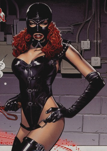 Madelyne Pryor/Jean Grey Red Queen Costume