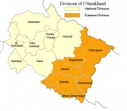 2014 Loksabha Election in Uttarakhand with Past