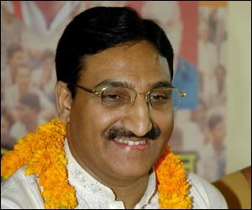 Former Chief Minister of Uttarakhand from BJP, Dr Ramesh Pokhriyal Nishank now contesting in Hardwar against CM's wife.