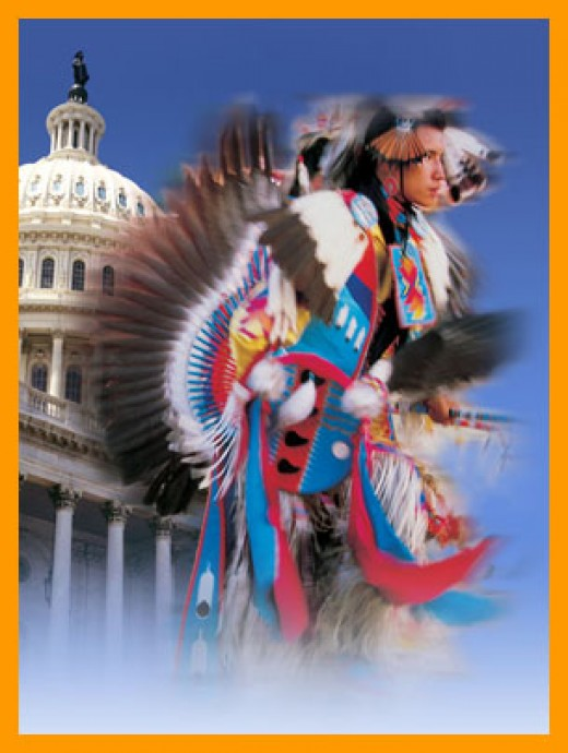 Poster Icon from National Pow Wow 2007, from NMAI