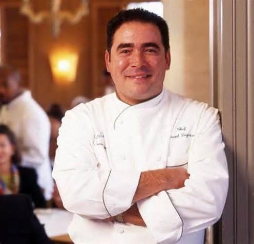 Chef Emeril John Lagasse