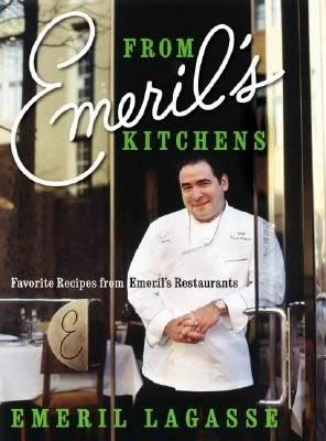 """From Emeril's Kitchens"", the chef's eighth cookbook."