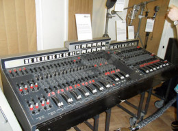 Old analog used by The Beatles