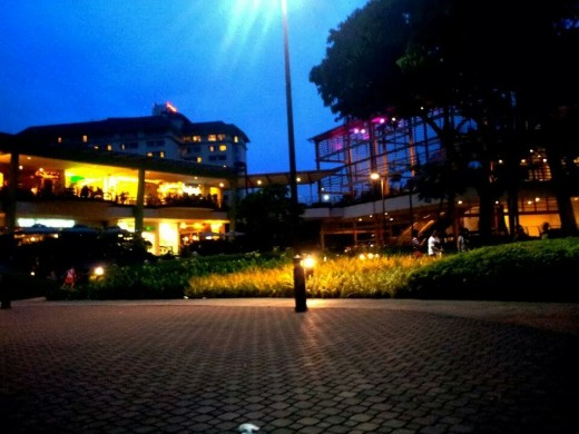 Ayala Mall at the Terraces