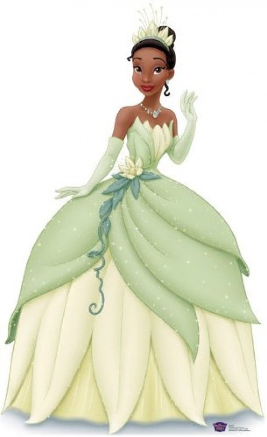 The Princess and the Frog - Tiana Lifesize Standup Poster