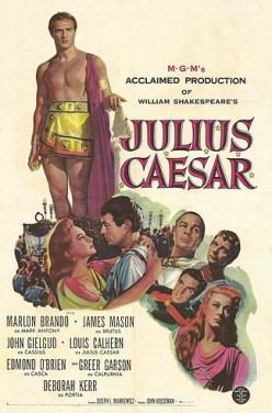 WILL AND ME: Julius Caesar (1953) Review