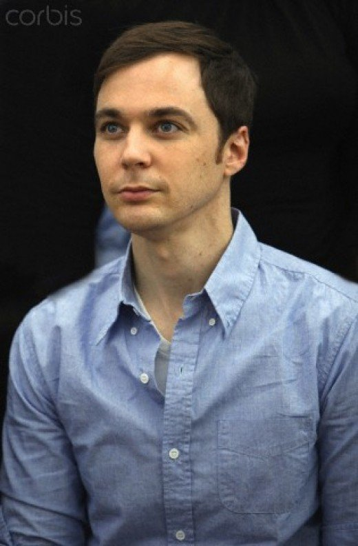 """Jim Parsons, """"Big Bang Theory,"""" one of my Least-Favorite Male Celebrities"""