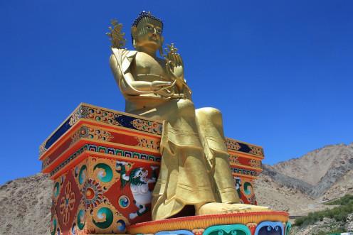 Nubra Tibet Buddhism Temple Buddhist