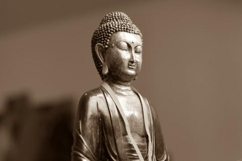 Buddha Meditation East Eastern Spiritual Statue