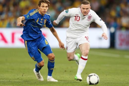 England Talisman Wayne Rooney