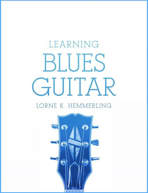 A unique blues guitar method available from Distribly