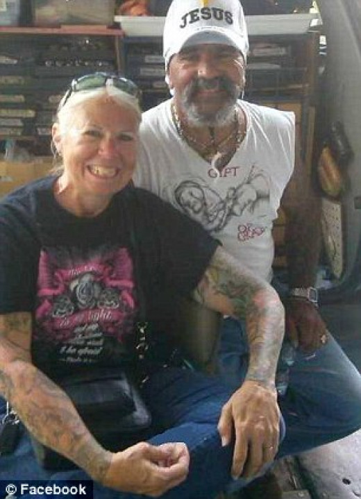 Debbie and Chico Jimenez determined to fight in court to continue feeding homeless.