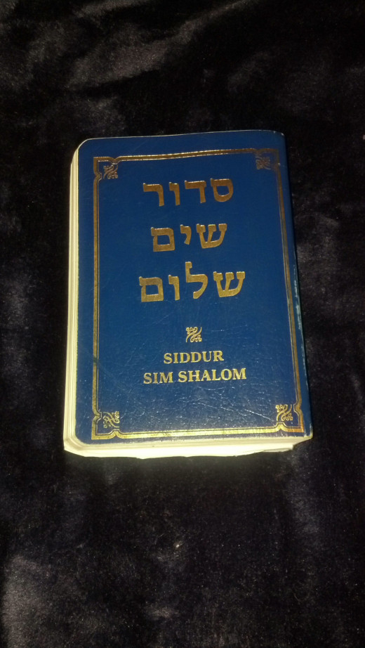 This is the Conservative siddur.