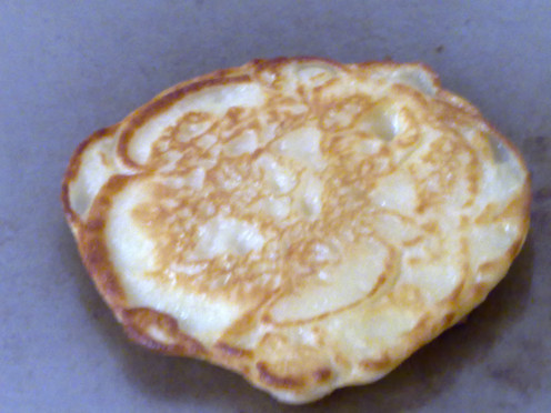 brownish pancake