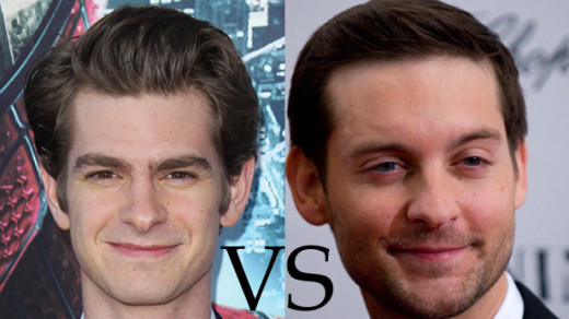 Andrew Garfield vs. Tobey Maguire